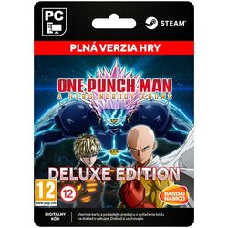 One Punch Man: A Hero Nobody Knows (Deluxe Edition) [Steam] na progamingshop.sk