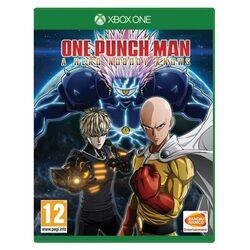 One Punch Man: A Hero Nobody Knows [XBOX ONE] - BAZÁR (použitý tovar) na progamingshop.sk