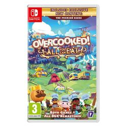Overcooked! All You Can Eat na progamingshop.sk