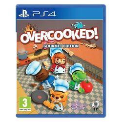 Overcooked (Gourmet Edition) [PS4] - BAZÁR (použitý tovar) na progamingshop.sk
