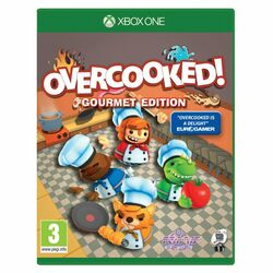 Overcooked! (Gourmet Edition) na progamingshop.sk