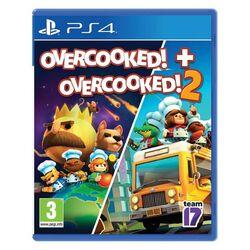 Overcooked! + Overcooked! 2 [PS4] - BAZÁR (použitý tovar) na progamingshop.sk