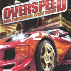Overspeed: High Performance Street Racing na progamingshop.sk