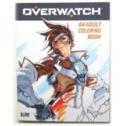 Overwatch Coloring Book na progamingshop.sk