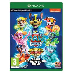 PAW Patrol: Mighty Pups Save Adventure Bay na pgs.sk