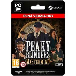 Peaky Blinders: Mastermind [Steam] na progamingshop.sk