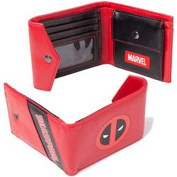 Peňaženka Deadpool Red na pgs.sk