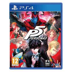 Persona 5 [PS4] - BAZÁR (použitý tovar) na pgs.sk