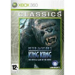 Peter Jackson's King Kong [XBOX 360] - BAZÁR (použitý tovar) na progamingshop.sk