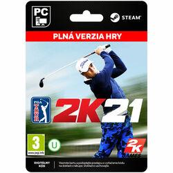 PGA Tour 2K21 [Steam] na progamingshop.sk