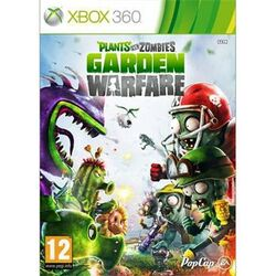 Plants vs. Zombies: Garden Warfare [XBOX 360] - BAZÁR (použitý tovar) na progamingshop.sk