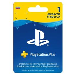 PlayStation Plus predplatné na 30 dní (SK ESD) na progamingshop.sk