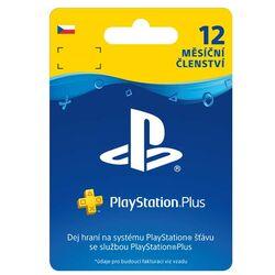 PlayStation Plus predplatné na 365 dní CZ na progamingshop.sk