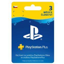 PlayStation Plus predplatné na 90 dní (CZ ESD) na progamingshop.sk