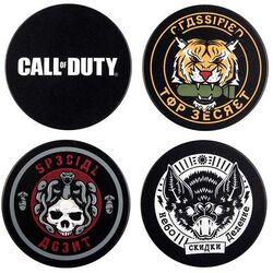 Podložky pod poháre Coaster Set (Call of Duty: Cold War) na progamingshop.sk