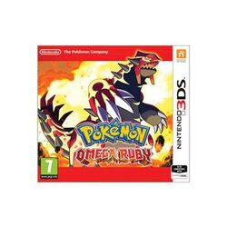 Pokémon: Omega Ruby [3DS] - BAZÁR (použitý tovar) na progamingshop.sk