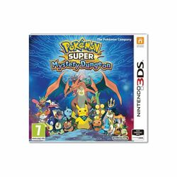 Pokémon Super Mystery Dungeon na pgs.sk