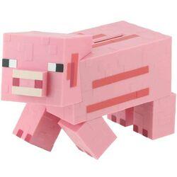 Pokladnička Pig Money Bank (Minecraft) na progamingshop.sk