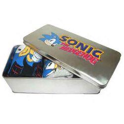Ponožky Sonic the Hedgehog (3-Pack) na progamingshop.sk