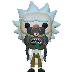 POP! Animation: Rick with Glorzo (Rick and Morty) na pgs.sk