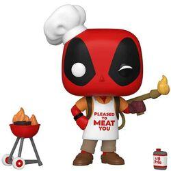 POP! Backyard Griller (Deadpool) na pgs.sk