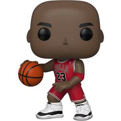 POP! Basketball: Michael Jordan Red Jersey Chigaco Bulls (NBA) 25 cm na progamingshop.sk