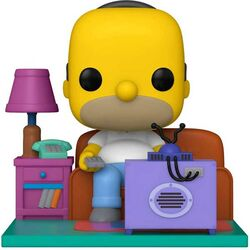 POP! Deluxe: Homer Watching TV (The Simpsons) na progamingshop.sk
