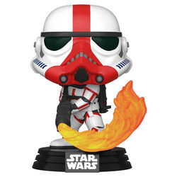 POP! Incinerator Stormtrooper (Star Wars The Mandalorian) na progamingshop.sk