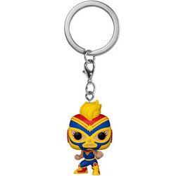 POP! Kľúčenka Luchadores Captain Marvel (Marvel) na progamingshop.sk