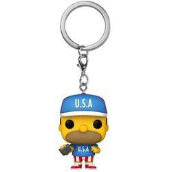 POP! Kľúčenka USA Homer (The Simpsons) na progamingshop.sk