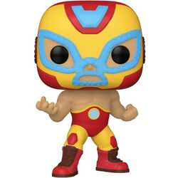 POP! Luchadores: Iron Man (Marvel) na progamingshop.sk