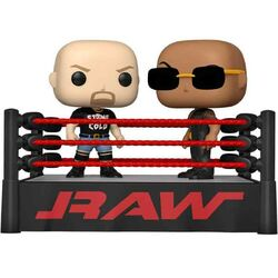 POP! Moment: The Rock vs Stone Cold in Wrestling Ring (WWE) na progamingshop.sk