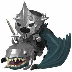 POP! Riders: Witch King and Fellbeast (Lord of the Rings) 15 cm na pgs.sk