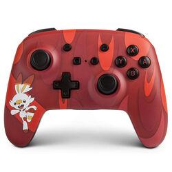 PowerA Enhanced Wireless Controller - Pokemon Scorbunny for Nintendo Switch na pgs.sk