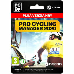 Pro Cycling Manager 2020 [Steam] na pgs.sk