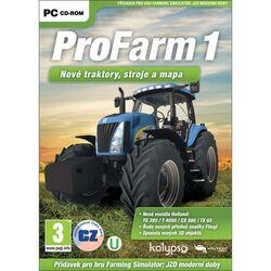 Pro Farm 1: JRD modernej doby CZ na progamingshop.sk