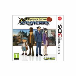 Professor Layton vs. Phoenix Wright: Ace Attorney na progamingshop.sk