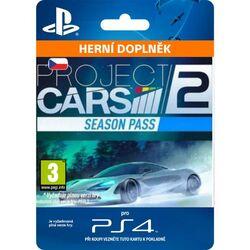 Project CARS 2 (CZ Season Pass) na progamingshop.sk