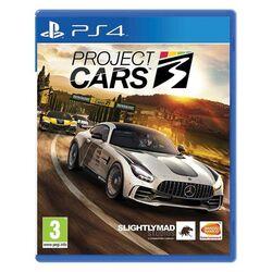 Project CARS 3 [PS4] - BAZÁR (použitý tovar) na progamingshop.sk
