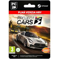 Project CARS 3 [Steam] na pgs.sk