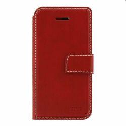 Puzdro Molan Cano Issue Book pre Xiaomi Redmi Note 10 Pro, červené na pgs.sk