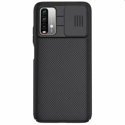 Puzdro Nillkin CamShield pre Xiaomi Redmi 9T, čierne na pgs.sk