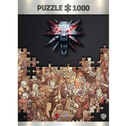 Puzzle The Witcher: Birthday (Good Loot) na progamingshop.sk