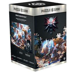 Puzzle The Witcher: Geralt & Triss in Battle (Good Loot) na progamingshop.sk