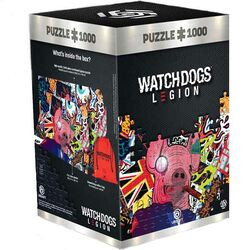 Puzzle Watch Dogs Legion: Pig Mask (Good Loot) na pgs.sk
