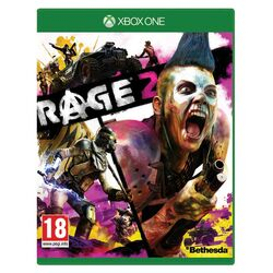 Rage 2 [XBOX ONE] - BAZÁR (použitý tovar) na progamingshop.sk