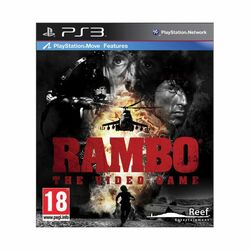 Rambo: The Video Game na pgs.sk