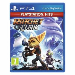 Ratchet & Clank na pgs.sk