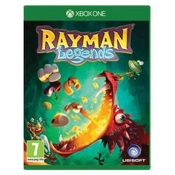 Rayman Legends na pgs.sk
