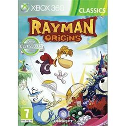 Rayman Origins [XBOX 360] - BAZÁR (použitý tovar) na progamingshop.sk